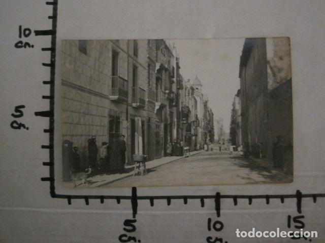 Postales: ULLDECONA.- CALLE MAYOR - FOTOGRAFICA - VER REVERSO - (52.181) - Foto 6 - 114285399