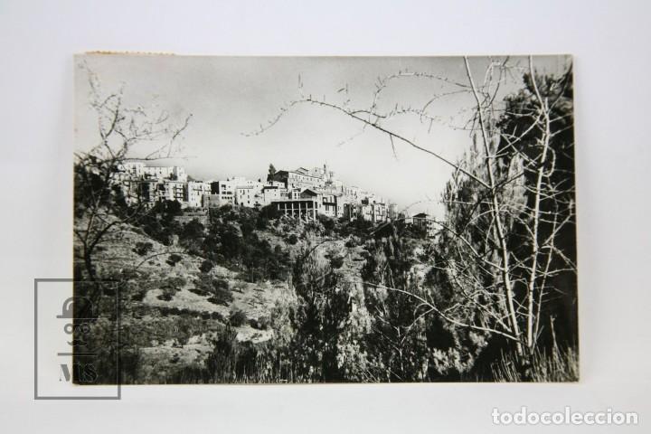 POSTAL FOTOGRÁFICA - CORBERA DE LLOBREGAT, VISTA PANORÁMICA / BARCELONA - ED. ZERKOWITZ - AÑOS 70 (Postales - España - Cataluña Moderna (desde 1940))