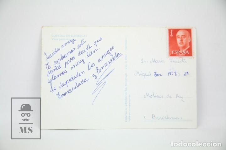 Postales: Postal Fotográfica - Corbera De llobregat, Vista Panorámica / Barcelona - Ed. Zerkowitz - Años 70 - Foto 2 - 114912667
