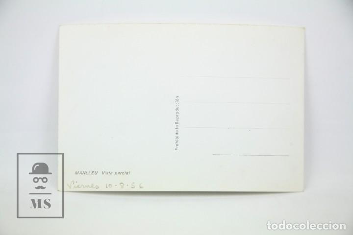 Postales: Postal Fotográfica - Manlleu, Vista Parcial / Barcelona - Ed. ? - Años 50 - Foto 2 - 114959175