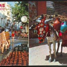 Postales: ROSAS (COSTA BRAVA)- 1165 .- TIPICA ALFARERIA. Lote 114984191