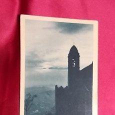 Postales: POSTAL. BLANES. POSTA DE SOL DES DE L' ERMITA DE ST. JOAN. COSTA BRAVA RECULL Nº1. CLIXÉS JORDI. Lote 115037079
