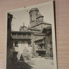 Postales: POSTAL DE RUPIT CALLE DE LA IGLESIA NUM 1 SIN ESCRIBIR. Lote 115199679