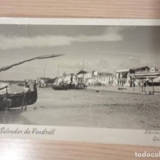 Postales: POSTAL DE SAN SALVADOR DE VENDRELL EDICION GÜIXENS SIN ESCRIBIR. Lote 115203423