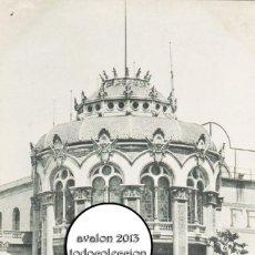 Postales: POSTAL BARCELONA - FRONTÓN - HAUSER Y MENET Nº 97 - SIN DIVIDIR - EXCELENTE ESTADO. Lote 115468283