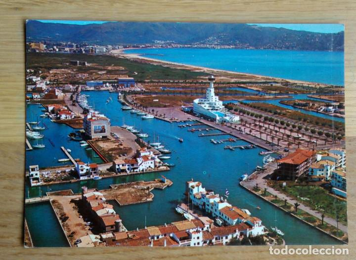 AMPURIABRAVA - CLUB NAUTICO (Postales - España - Cataluña Moderna (desde 1940))