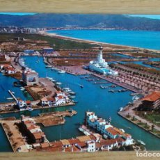 Postales: AMPURIABRAVA - CLUB NAUTICO. Lote 115493475