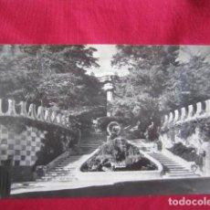Postales: BARCELONA - PARQUE GÜELL. Lote 115568215
