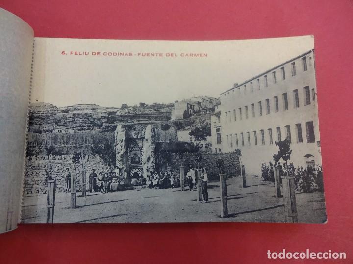 Postales: SAN FELIU DE CODINAS. Bloc 15 postales. - Foto 2 - 115581867