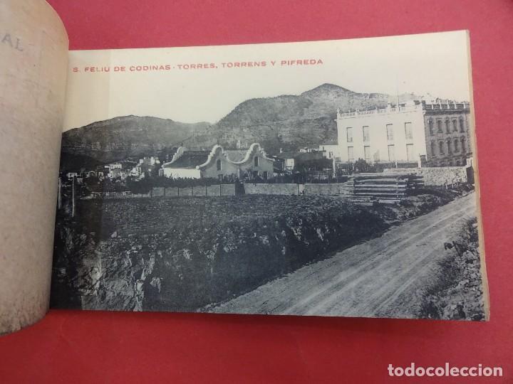 Postales: SAN FELIU DE CODINAS. Bloc 15 postales. - Foto 3 - 115581867