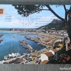 Postales: ANTIGUA POSTAL ESTARTIT GERONA COSTA BRAVA VISTA GENERAL 17 ESCUDO ORO. Lote 115643763