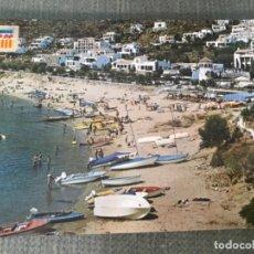 Postales: ANTIGUA POSTAL ROSAS COSTA BRAVA 3904 CANYELLES PETITES ESCUDO ORO . Lote 115644911