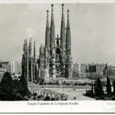 Postales: TEMPLO EXPIATORIO DE LA SAGRADA FAMILIA- DÜMMATZEN Nº 68. Lote 115808339