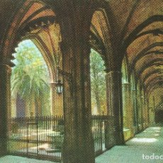 Postales: BARCELONA . CLAUSTRO CATEDRAL ZERKOWITZ . Lote 115841775