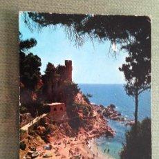 Postales: POSTAL COSTA BRAVA LLORET DE MAR LA CALETA. Lote 115907651