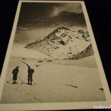Postales: ANDORRA - 18 - PIC DE XUCLA A L'HIVERN - MAGATZEMS ENCLAR . Lote 116137171