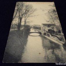 Postales: MOLINS DE REI. 12 EL CANAL. THOMAS. Lote 116137351