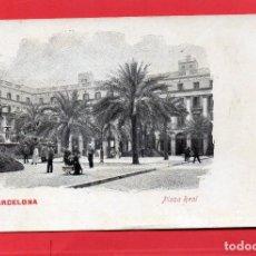 Postales: BARCELONA. 50 PLAZA REAL. Lote 116158983