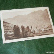 Postales: ANTIGUA POSTAL ESPOT (LLEIDA), RIBERA - M.SOLE - BOSOST. Lote 116270355