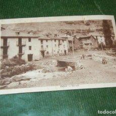 Postales: ANTIGUA POSTAL ESPOT (LLEIDA), ENTRADA - M.SOLE - BOSOST. Lote 116270427
