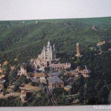 Postales: BARCELONA CUMBRE DEL TIBIDABO CYP INTACTA. Lote 116344299