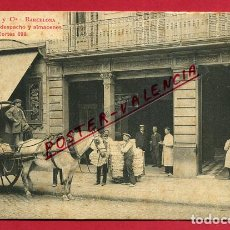 Postales: POSTAL CAMPDEVANOL , GIRONA , FABRICA MORENO Y CIA. , ORIGINAL , P88697R. Lote 116370363