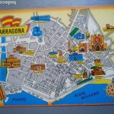 Postales: POSTAL TARRAGONA COSTA DORADA. Lote 116509919