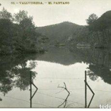 Postales: BARCELONA-VALLVIDRERA-EL PANTANO- LB Nº 63 -FOTOGRÁFICA BARTRINA. Lote 116674559