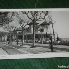 Postales: CALDETAS -12- PARQUE Y CASINO COLON - R.GASSO FOT.. Lote 116698799
