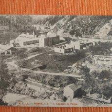 Cartes Postales: GIRONA RIBAS CARALPS LA FARGA N.C.LL. SIN CIRCULAR.. Lote 232338375