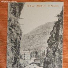 Cartes Postales: RIBAS, GERONA. N.C.LL. PARRAMON.. Lote 132648815