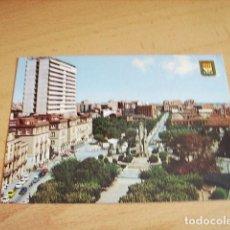 Postales: TARRASA ( BARCELONA ) PASEO Y MUTUA DE SEGUROS. Lote 116951403