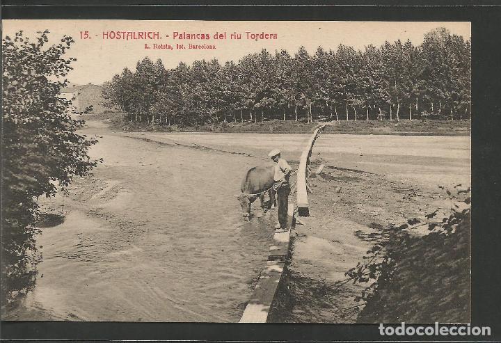 HOSTALRICH - 15 - PALANCAS DEL RIU TORDERA - ROISIN - VER FOTOS -(52.527) (Postales - España - Cataluña Antigua (hasta 1939))
