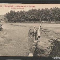 Postales: HOSTALRICH - 15 - PALANCAS DEL RIU TORDERA - ROISIN - VER FOTOS -(52.527). Lote 117237411