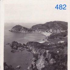 Postales: 1153 COSTA BRAVA - TOSSA DE MAR – CLIXÉ JORDI VIDAL – POSTAL FOTOGRÁFICA. Lote 117544503