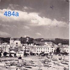 Postales: COSTA BRAVA – SERIE 5 – NO. 220. TOSSA DE MAR. VISTA PARCIAL. FOTO J. CEBOLLERO. Lote 117545099