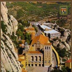 Postales: POSTAL BARCELONA - MONTSERRAT VISTA AREA. Lote 131058077