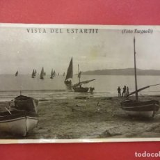 Postales: VISTA DEL ESTARTIT. POSTAL FOTOGRÁFICA (FOTO FARGNOLI). Lote 118010399
