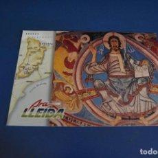 Postales: POSTAL TURISMO LLEIDA - ARA LLEIDA. Lote 118581467