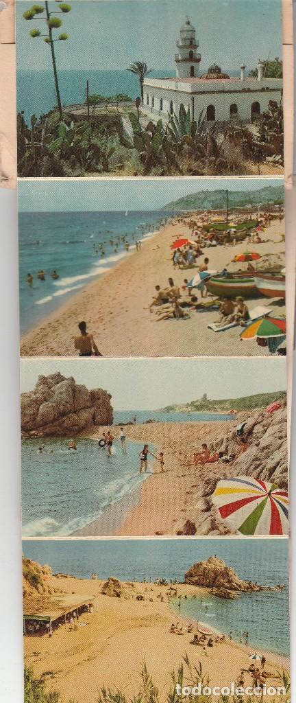 Postales: LIBRO CON 12 POSTALES DE CALELLA-BARCELONA - Foto 2 - 118998035
