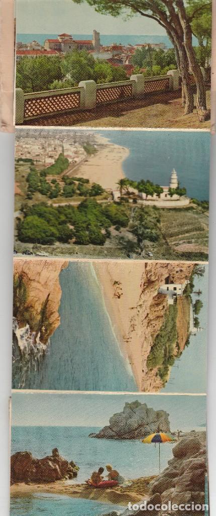 Postales: LIBRO CON 12 POSTALES DE CALELLA-BARCELONA - Foto 3 - 118998035