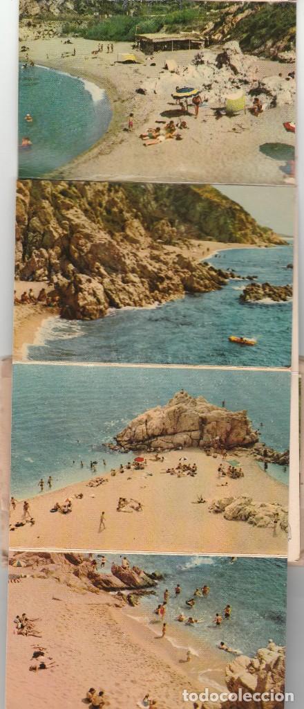 Postales: LIBRO CON 12 POSTALES DE CALELLA-BARCELONA - Foto 4 - 118998035