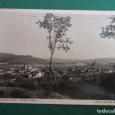 Cartes Postales: LA SELLERA. DE TER. GERONA. VISTA GENERAL. (S. MARTI).. Lote 119010495