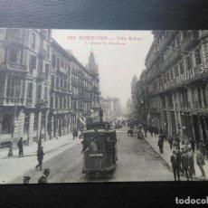 Postales: BARCELONA CALLE BILBAO L. ROISIN FOT BARCELONA N 203. Lote 119075679