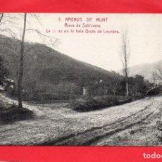 Postais: ARENYS DE MUNT. 3 RIERA DE SUBIRANS. ROISIN. Lote 119373947