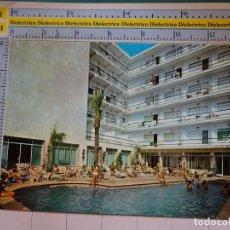 Postales: POSTAL DE MALLORCA. AÑO 1966. PALMA, CAN PASTILLA HOTEL LAS ARENAS. 1804. Lote 119489215