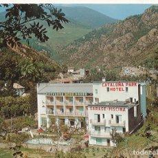 Postales: POSTAL CATALUÑA CATALUNYA PARK HOTEL RIBAS DE FRESSER GERONA PUBLIFOTO. Lote 120006407