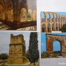 Postales: LOTE POSTALES TARRAGONA -MONUMENTOS. Lote 120726391