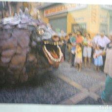 Postales: POSTALFIESTAS STA.TECLA1993 -CUCAFERA. Lote 120883943