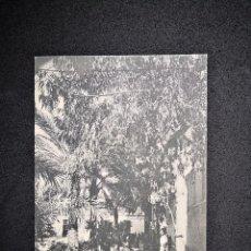 Postales: COLEGIO DE M.M. ESCOLAPIAS BARCELONA 10-PASEO DE LAS PALMERAS ED.ANGEL TOLDRA VIAZO. Lote 121103683
